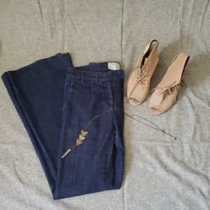 Current/Elliott trouser jeans